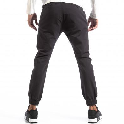 Мъжки сив лек панталон Jogger House lp290918-163 3