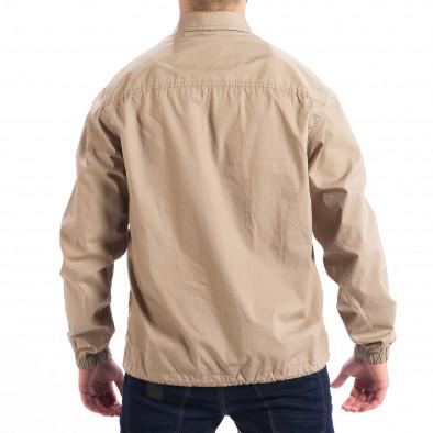 Мъжка риза тип яке Regular fit RESERVED  lp070818-136 3