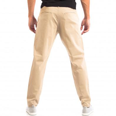 Мъжки бежов панталон RESERVED lp060818-103 3