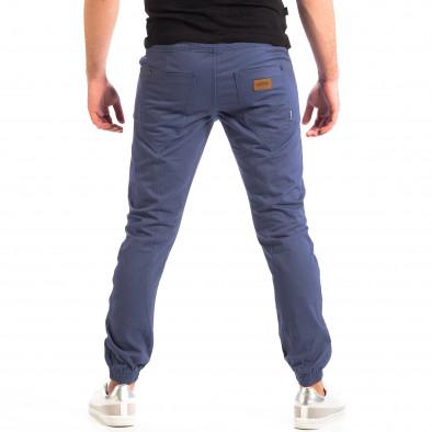 Син мъжки Jogger панталон CROPP lp060818-136 3
