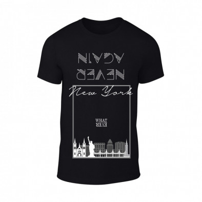 Мъжка тениска New York, размер M TMNSPM144M 2