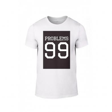 Мъжка тениска 99 Problems Aint 1, размер XL TMNLPM032XL 2