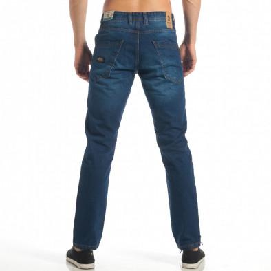 Мъжки сини дънки CROPP Straight fit lp060818-33 3
