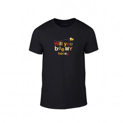 Мъжка тениска Bee & Honey, размер S TMNLPM232S 2