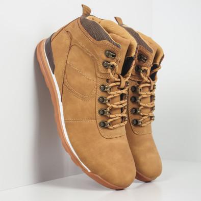 Мъжки обувки камел тип Hiker it251019-25 5