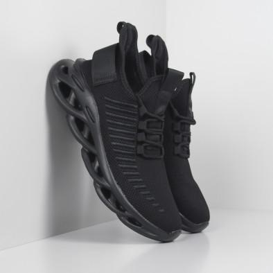 Мъжки маратонки Rogue All black it281119-4 2