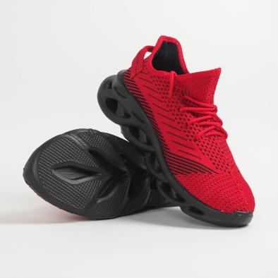 Мъжки маратонки Rogue червен меланж it201219-1 5