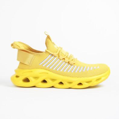 Мъжки маратонки Rogue в жълто it281119-3 3
