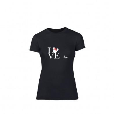 Дамска тениска Love him, размер M TMNLPF116M 2