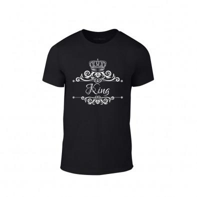 Мъжка тениска Romantic King Queen, размер M TMNLPM249M 2