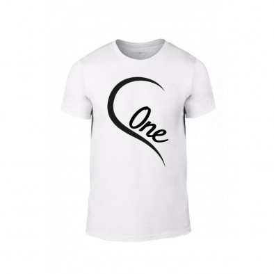 Мъжка тениска One Love, размер L TMNLPM242L 2