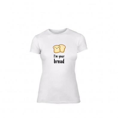 Дамска тениска Bread , размер L TMNLPF099L 2
