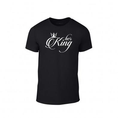 Мъжка тениска King, размер L TMNLPM014L 2