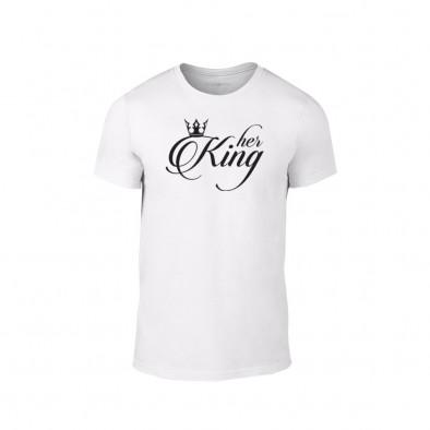 Мъжка тениска King, размер XXL TMNLPM013XXL 2
