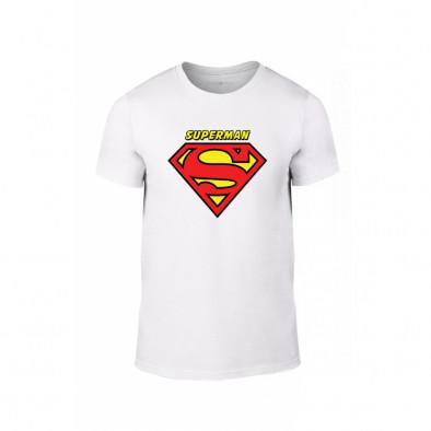 Мъжка тениска Superman & Supergirl, размер XL TMNLPM040XL 2