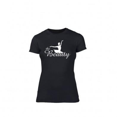 Дамска тениска Beauty , размер M TMNLPF010M 2