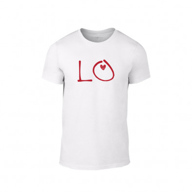 Мъжка тениска Love, размер L TMNLPM052L 2