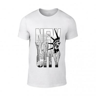 Мъжка тениска New York, размер XL TMNSPM055XL 2