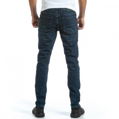 Basic Long Slim мъжки сини дънки tr070921-9 3