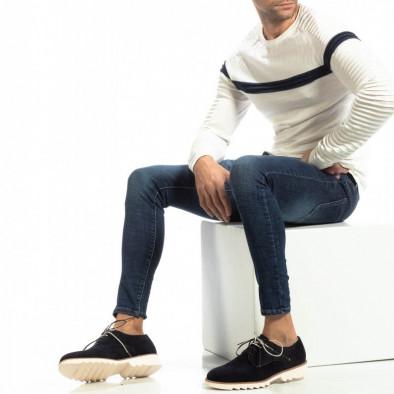 Skinny мъжки дънки в синьо it261018-13 3