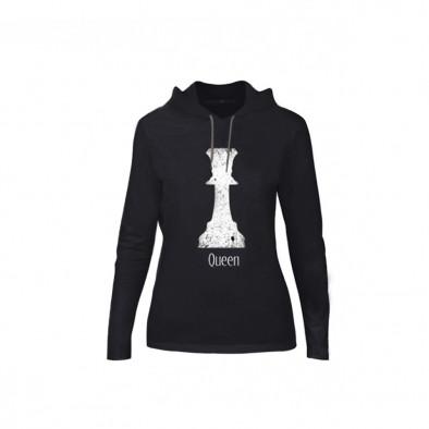 Дамски суичър Chess, размер S TMNCPF112S 2