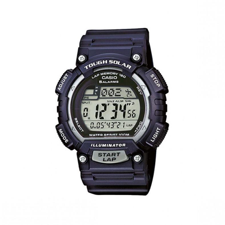 Мъжки часовник Casio Collection син с функция Snooze