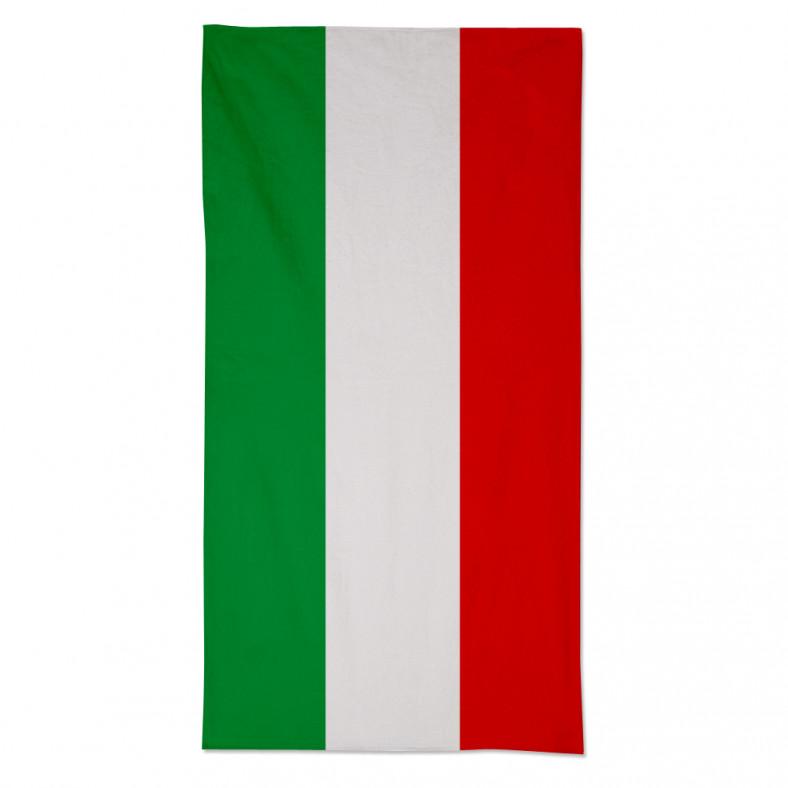 Плажна кърпа с Италианското знаме Fashionmix 3