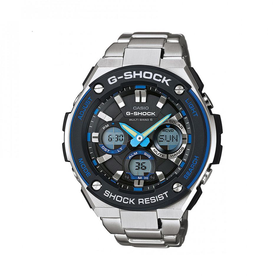 Мъжки спортен часовник Casio G-SHOCK с браслет GSTW100D1A2ER