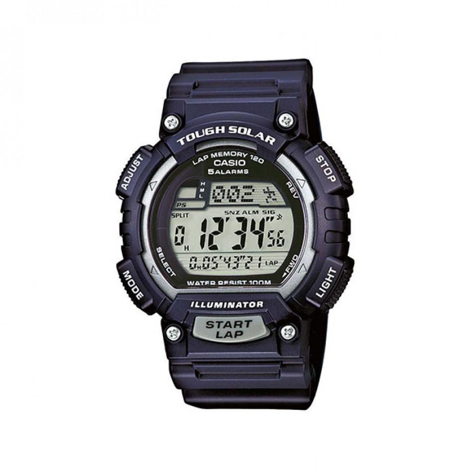 Мъжки часовник Casio Collection син с функция Snooze STLS100H2A2VEF
