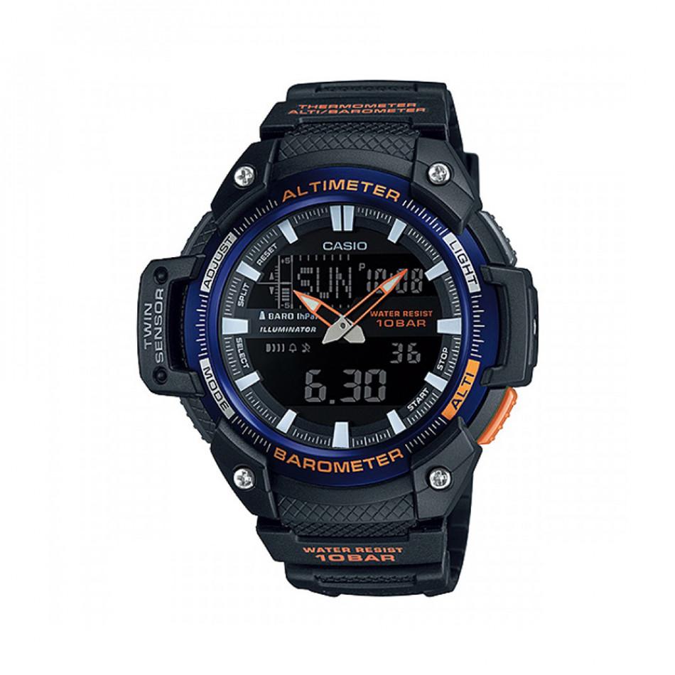 Мъжки часовник Casio Outdoor черен с осветление SGW450H2BER