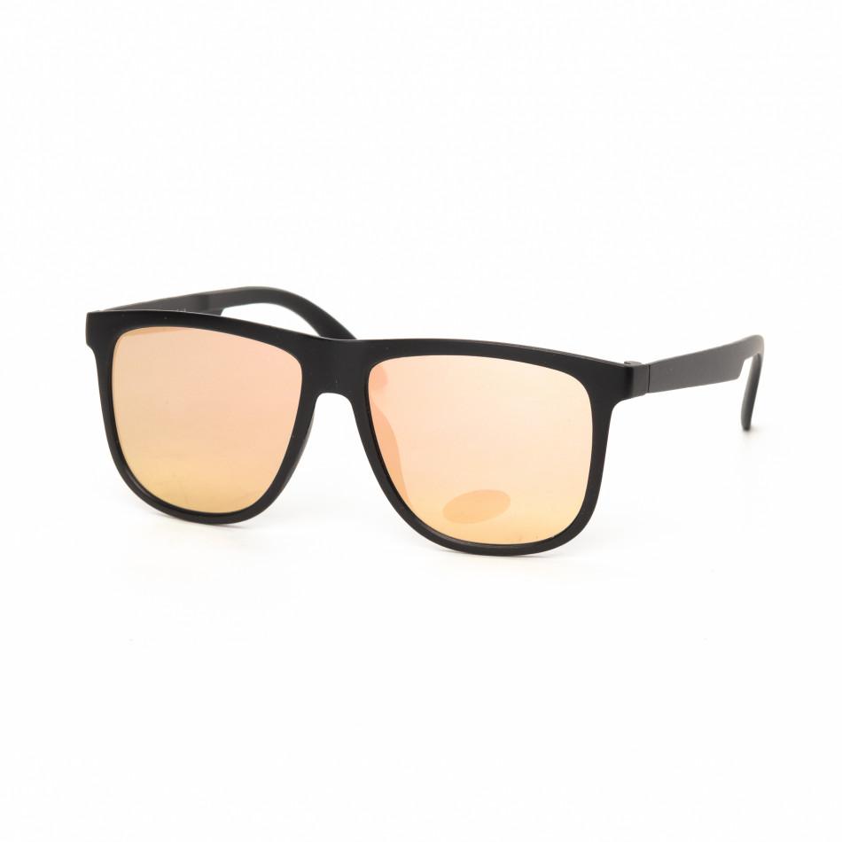 Traveler огледални очила в розово-зелено it030519-44