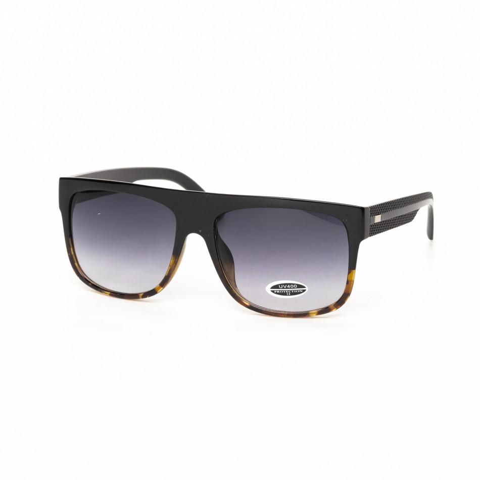 Urban слънчеви очила рогова рамка и черно it030519-20