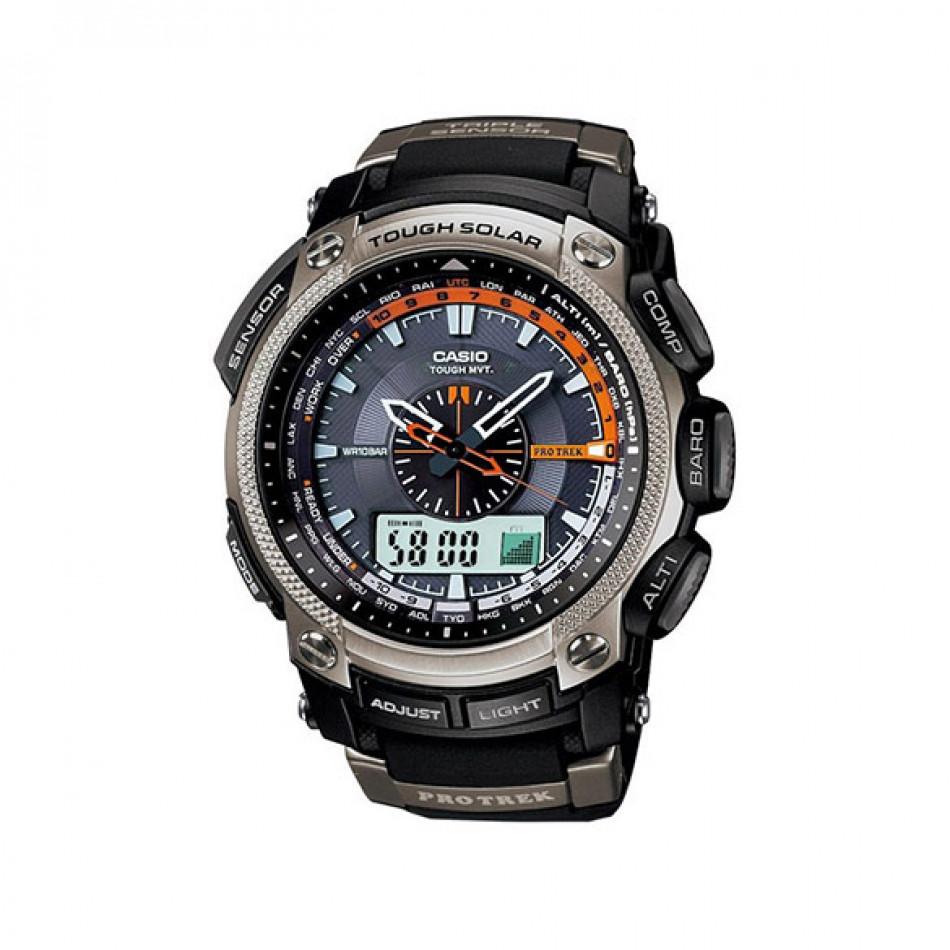 Мъжки часовник Casio Pro Trek  с алтиметър PRW50001ER