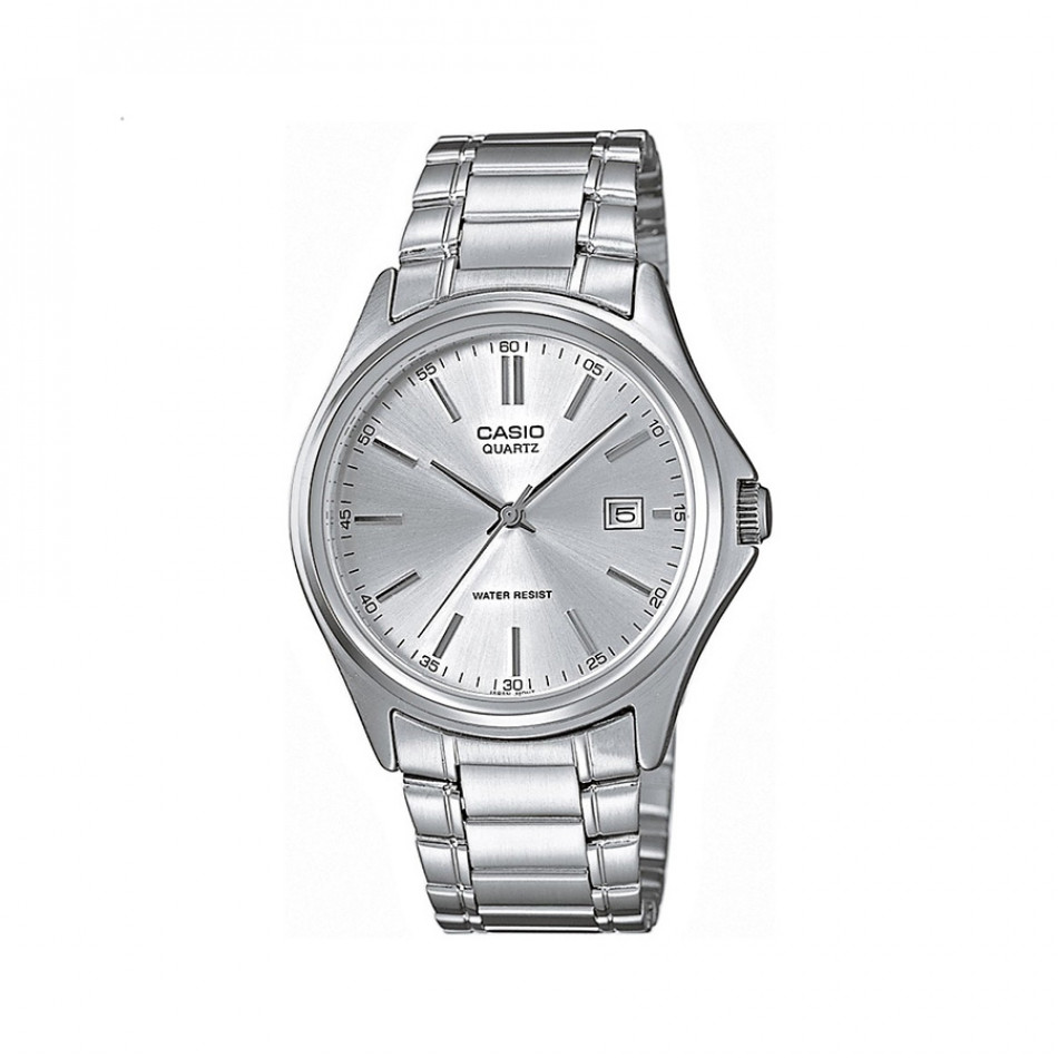 Мъжки часовник Casio Collection сребрист браслет от стомана MTP1183A7AEF