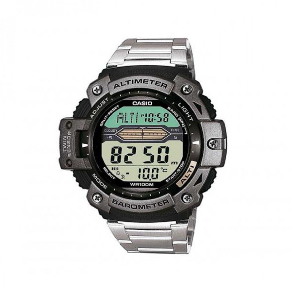 Мъжки часовник Casio Outdoor с дигитален циферблат SGW300HD1AVER