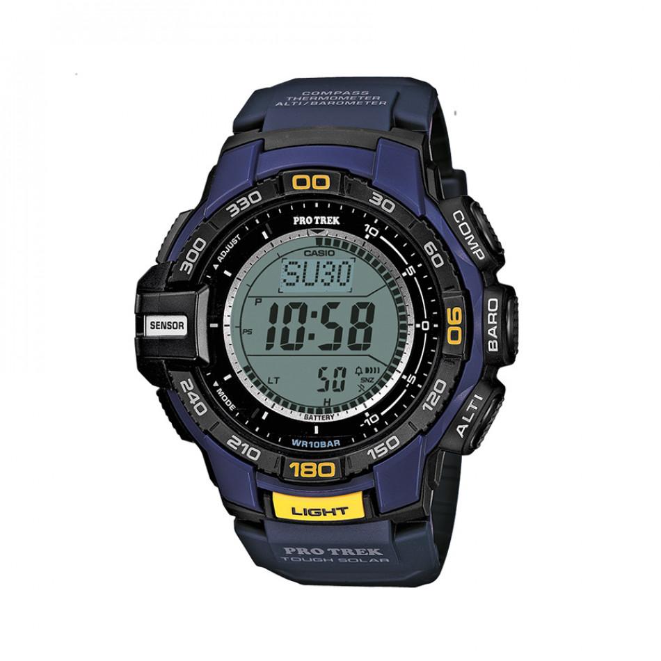 Мъжки часовник Casio Pro Trek син с осветление PRG2702ER