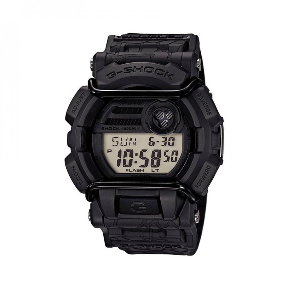 Мъжки спортен часовник Casio G-SHOCK черен с LED осветление GD400HUF1ER