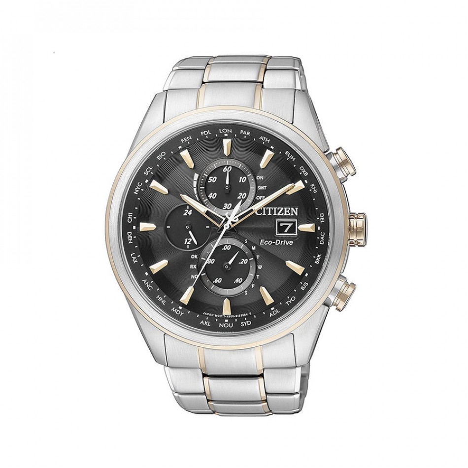 Eco-Drive Radio Controlled Men's Watch AT8017-59E AT8017 59E/Cal. H800