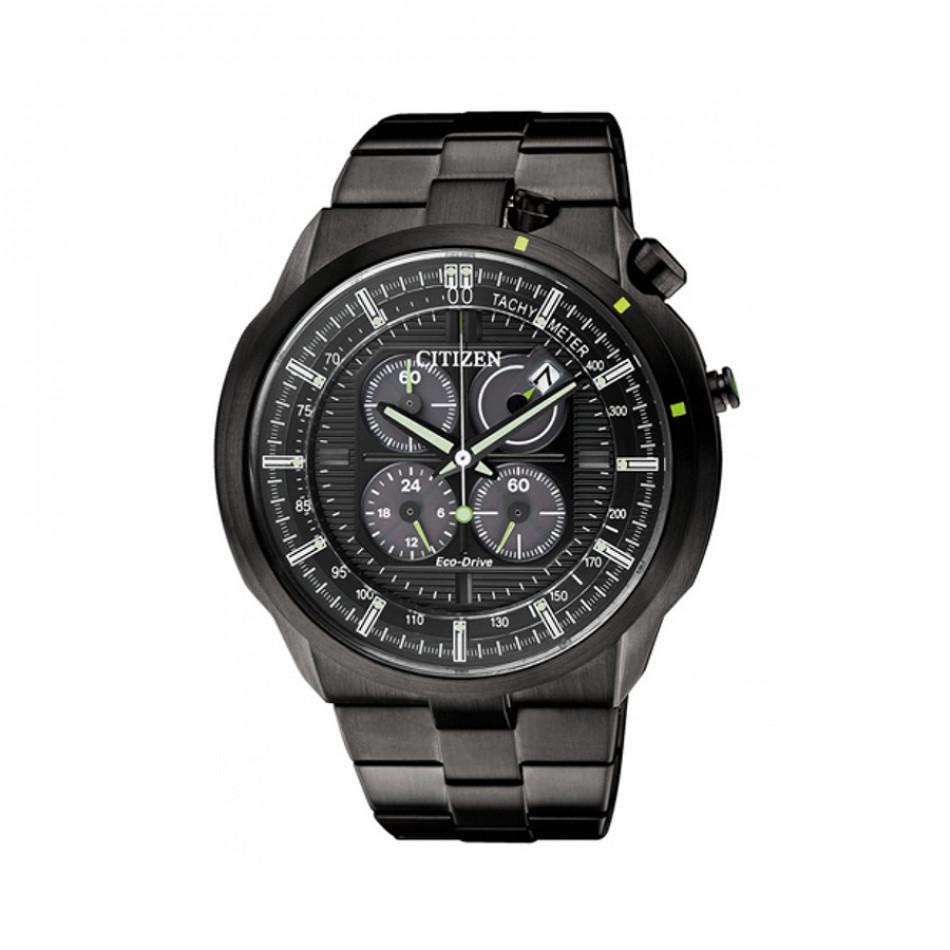 Eco-Drive Bullhead Chronograph Men's Watch CA0485-52E CA0485 52E/Cal. B612