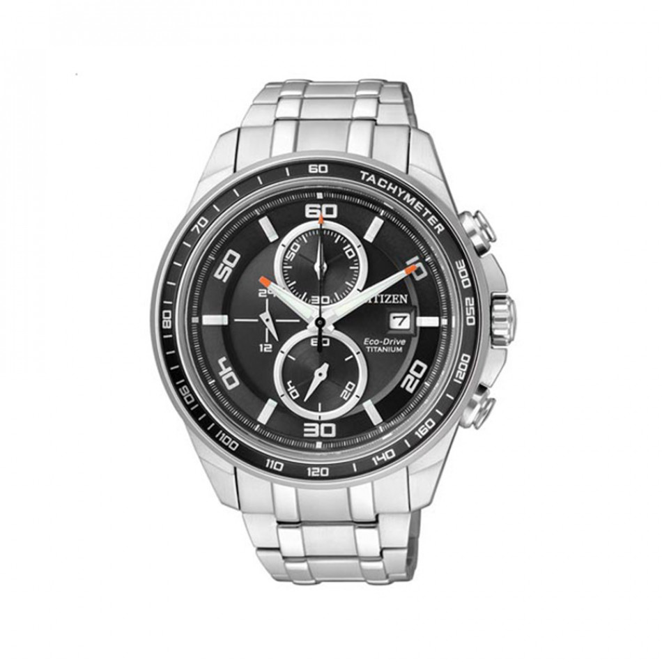 Eco-Drive Super Titanium Men's Watch CA0340-55E CA0340-55E