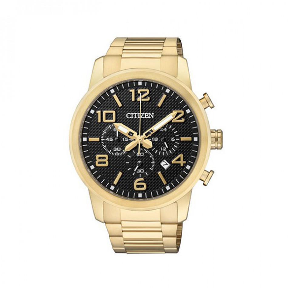Men's chronograph watch AN8052-55E AN8052 55E/cal 0520