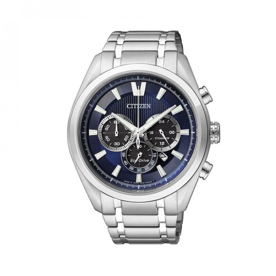 Eco-Drive Super Titanium Chronograph Men's Watch CA4010-58L CA4010 58L/cal B620