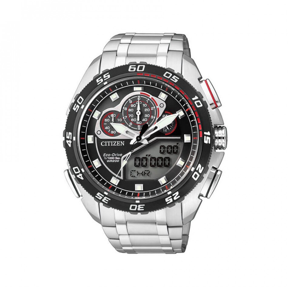 MEN'S ECO-DRIVE PROMASTER CHRONOGRAPH WATCH JW0124 53E JW0124 53E
