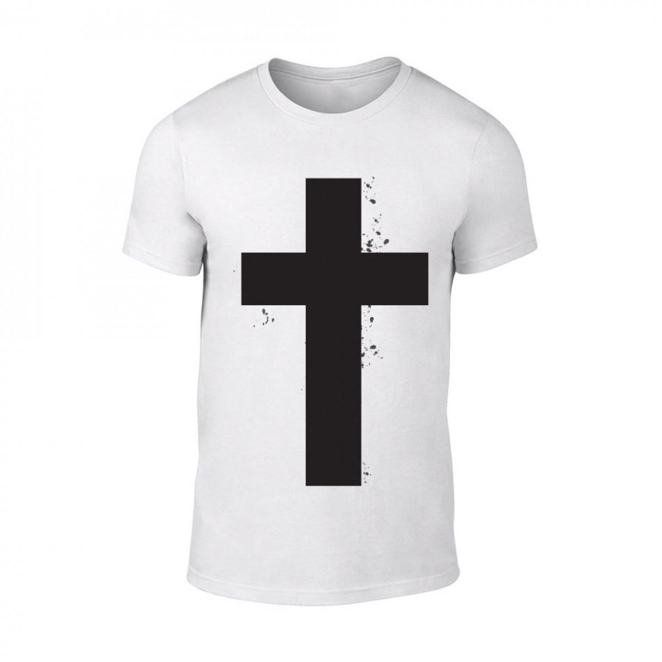 Мъжка тениска Cross, размер S TMNSPM097S