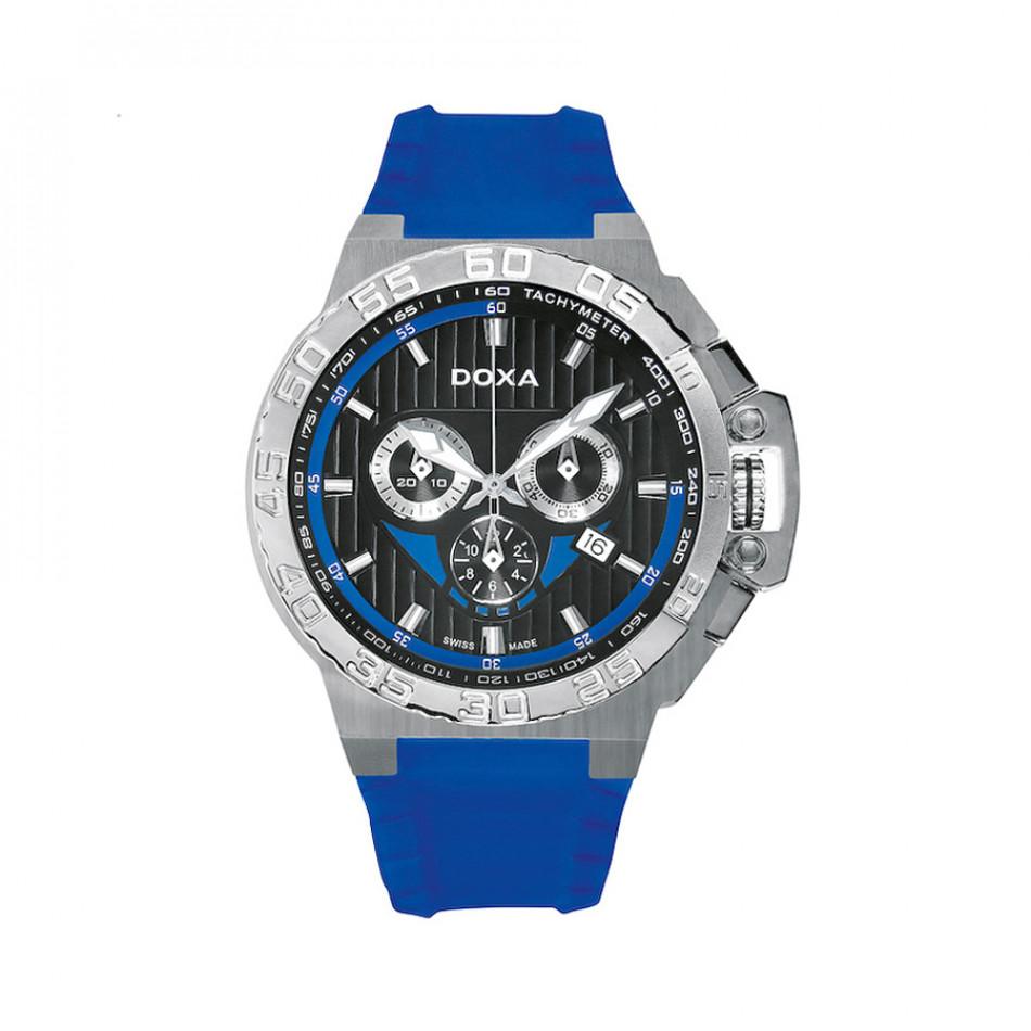 Мъжки часовник DOXA Splash със синя каишка 7001019132