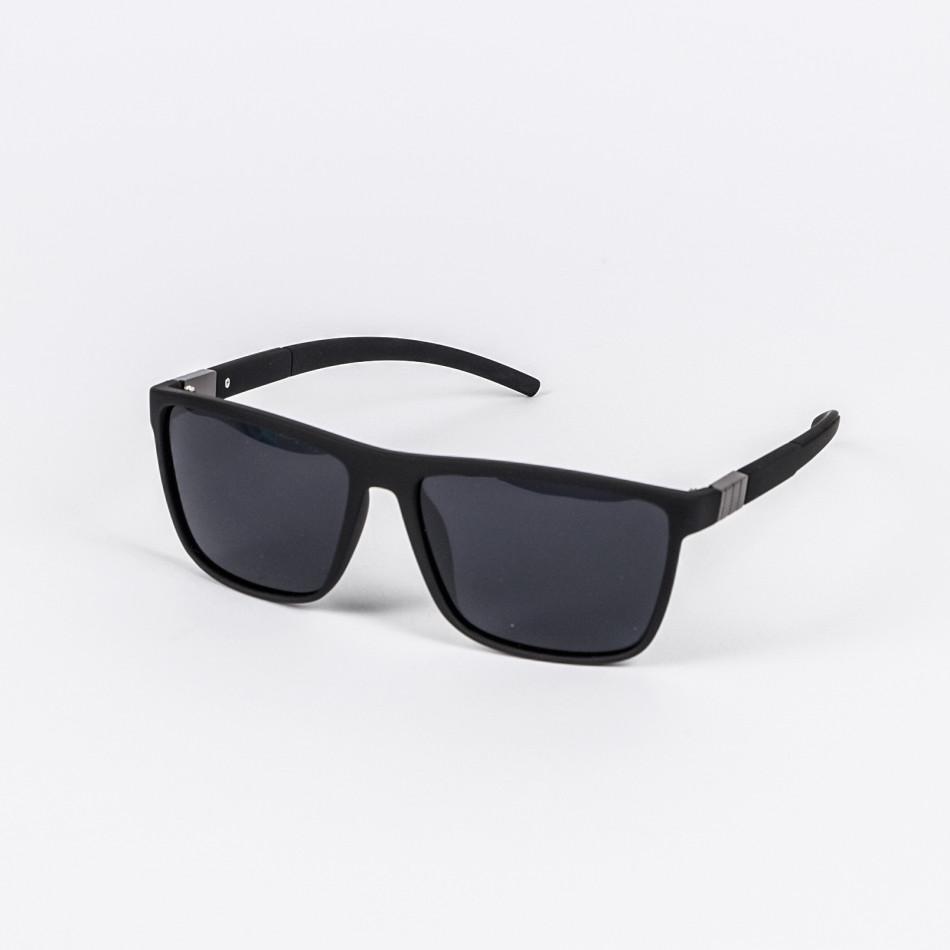 Basic черни слънчеви очила il200720-5