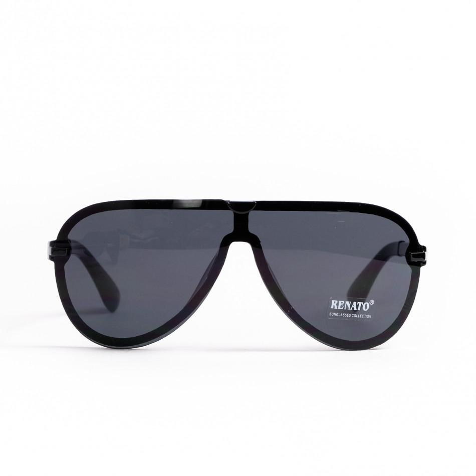 Очила бъбрек тип маска със скрита рамка il200521-11