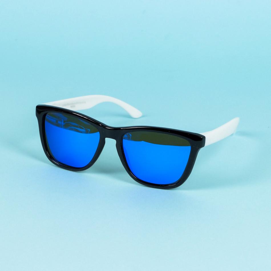 Traveler огледални очила в синьо il210720-11