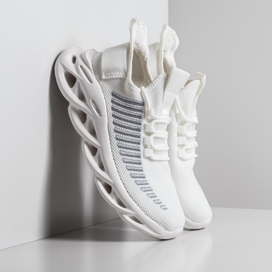 Мъжки маратонки Rogue в бяло it270320-22