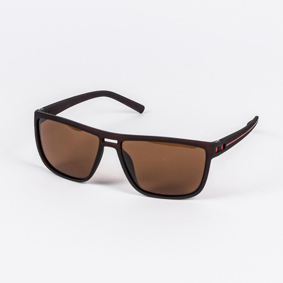 Слънчеви очила Red line кафяви стъкла il200720-9